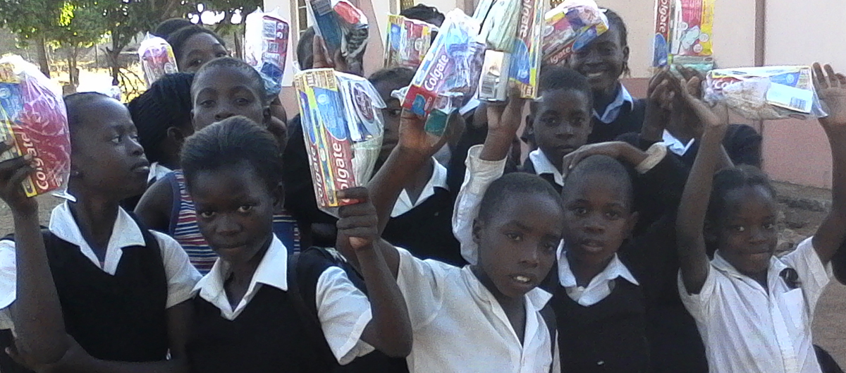 Hygiene Packs, Nzhelele, South Africa