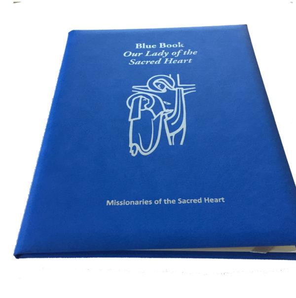 Blue Book Padded Balacron cover