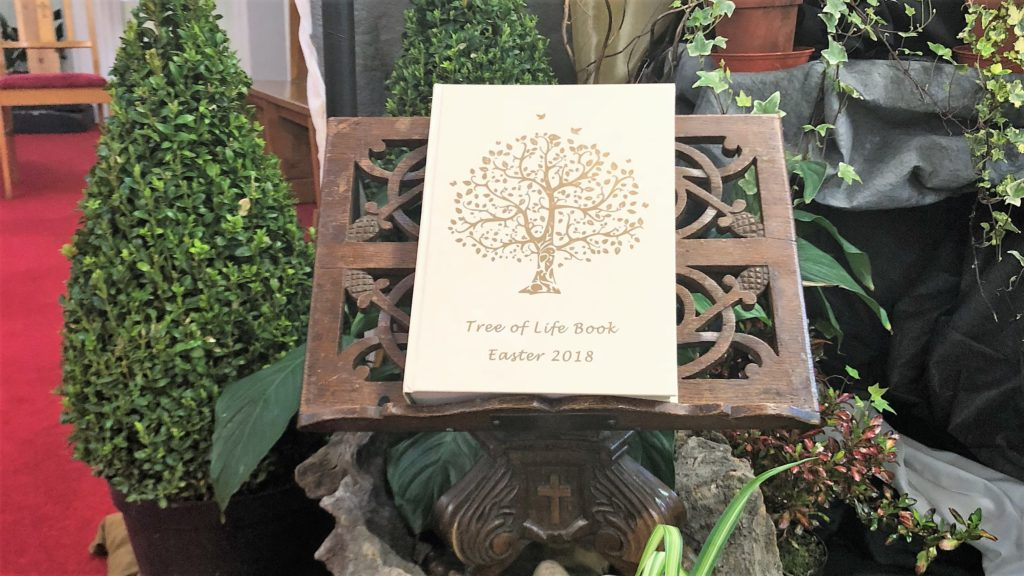 MSC Missions, Missionaries of the Sacred Heart, Easter & Holy Week, Easter, Holy Week, Easter Garden, Holy Thursday, Good Friday, Easter Sunday, Easter Monday, Family Tree of Life Book, Sacred Heart Church, Sacred Heart Church Cork, Sacred Heart Church Western Road Cork, Easter prayers, Easter Dawn Mass
