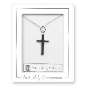 SterlingSilverCross