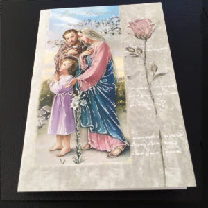 Mass Bouquet Cards