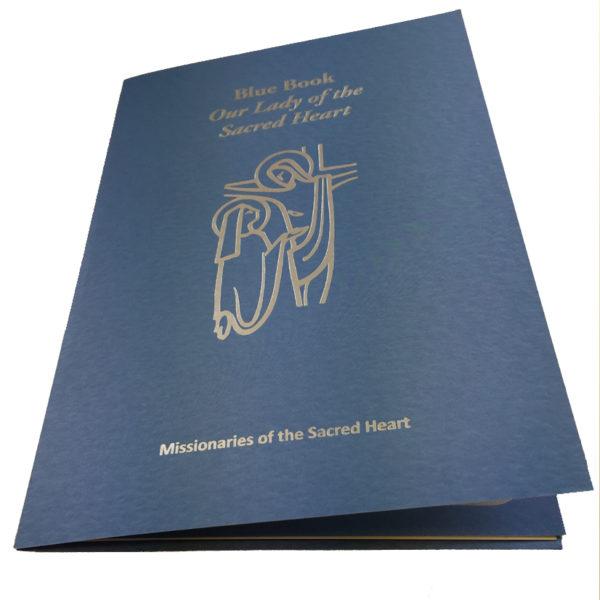 Blue Book Parchment Cover