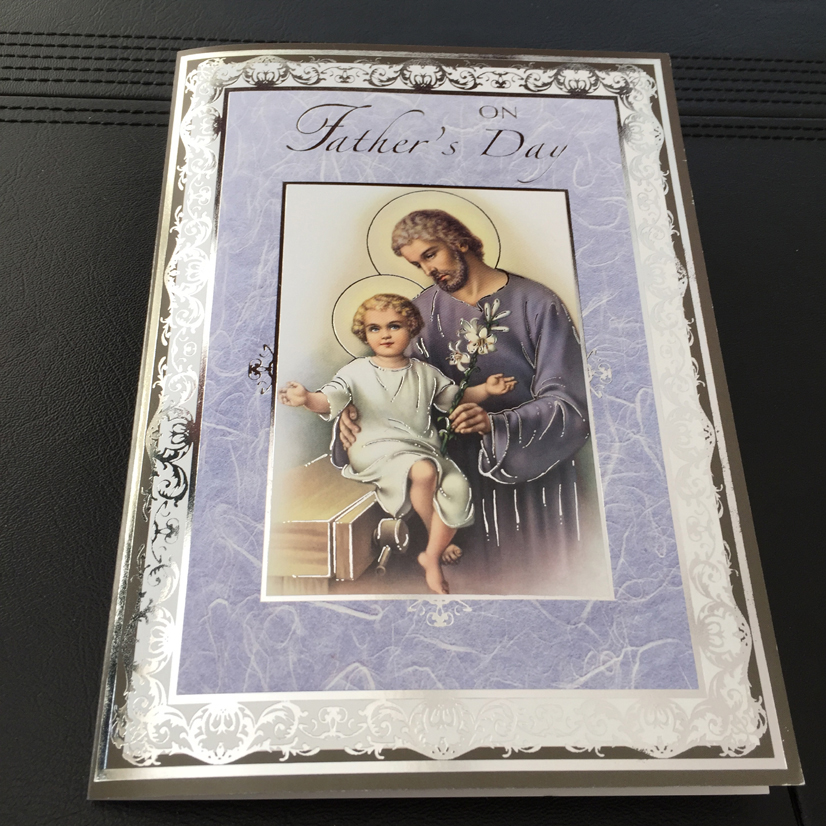 Father's Day Triduum Cards