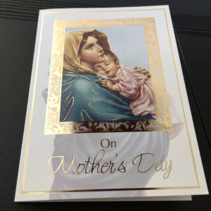 Mother's Day Triduum Cards