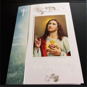 Sympathy Cards - Individual