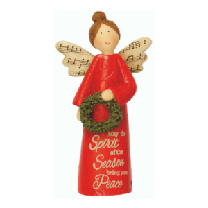 "4"" Resin Message Angel (1)"