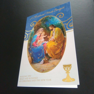 Christmas Mass Cards