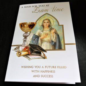 OLSH Exam Card 2018