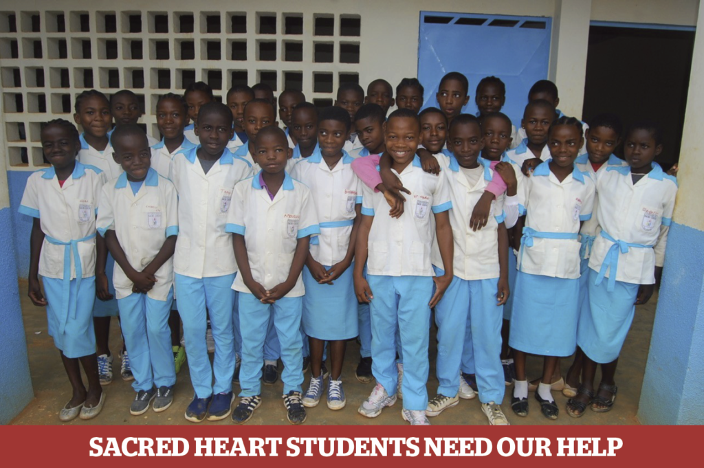 MSC Missions, Missionaries of the Sacred Heart, MSC Summer Appeal 2018, Sacred Heart College Cameroon, Sacred Heart Bilingual College Cameroon, Sacred Heart College Lada II, Sacred Heart Bilingual College Lada II, missionary work in Cameroon, missionary work in Lada II, education in Cameroon, education in Lada II