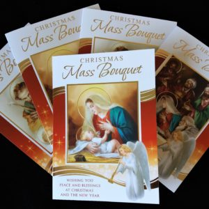 Christmas Mass Cards Set 3