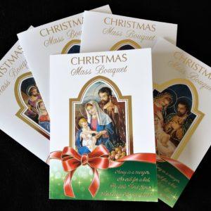 Christmas Mass Cards Set 4