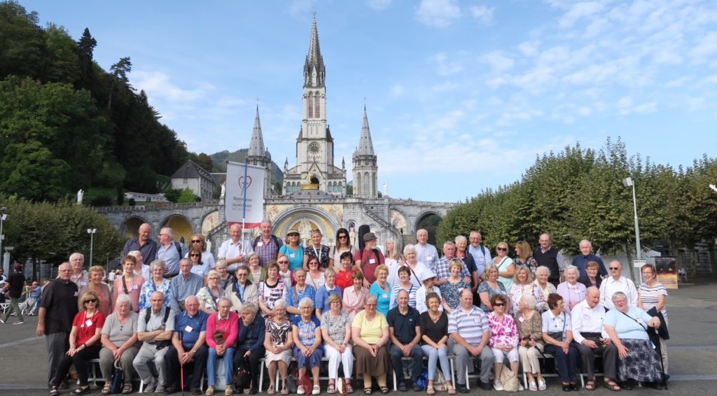 MSC Missions, Missionaries of the Sacred Heart, MSC Pilgrimages, Missionaries of the Sacred Heart Pilgrimages, pilgrimage to Lourdes, MSC pilgrimage to Lourdes, Lourdes 2019, Grotto of Our Lady of Lourdes, Lourdes Grotto, pilgrimages from Ireland, 2019 pilgrimages, pilgrimages in 2019, religious pilgrimages, pilgrimage to Fatima, MSC pilgrimage to Fatima, Fatima 2019, Fr Alan Neville MSC
