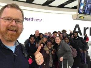 MSC Missions, Missionaries of the Sacred Heart, World Youth Day 2019, Panama 2019, World Youth Day Panama, Bishop Edward Burns, Fr Alan Neville MSC, Fr Alan Neville, World Youth Day Lisbon, World Youth Day 2022
