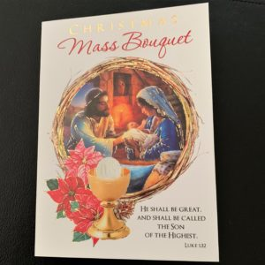 mass card