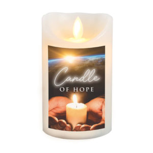 Candle of hoope
