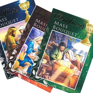 Christmas Mass Cards