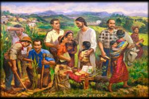 the Martyrs of El Quiche