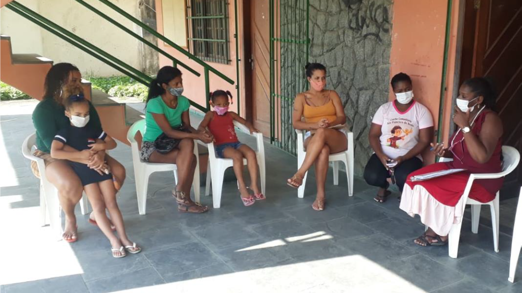 The MSC São Francisco de Assis Social Work Project is helping people in Rio de Janeiro to gain the necessary skills and personal confidence to find employment in the wake of the COVID pandemic.