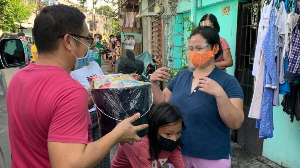 The MSC Missions Office in the Philippines is providing care packages and relief aid with outreach programmes reaching over 3,000 families across the most badly affected areas of the country.